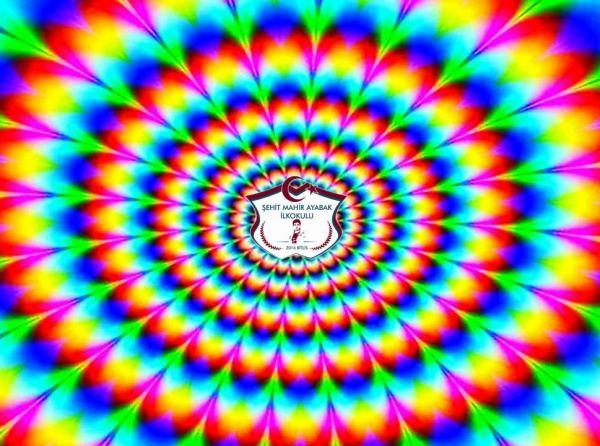 Okulumuz 2 Sinif Ogrencileri Derinlik Algisi Optik Resim